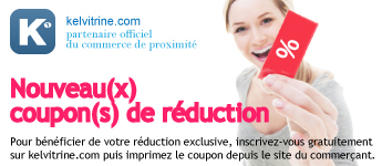 Coupon de r�duction