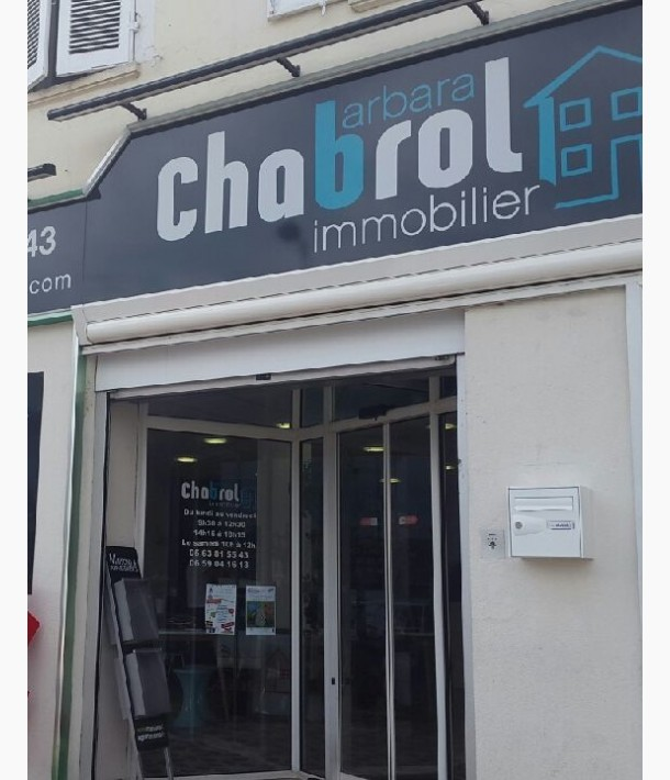 Nouvelle adresse pour Chabrol Immobilier