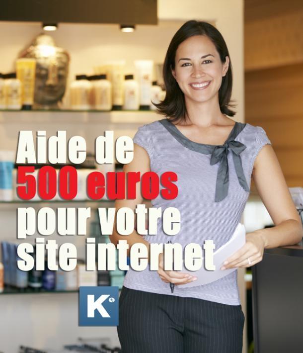 Profitez des aides de l État pour créer votre site internet clé en main !
