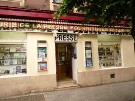 Librairie Brossard