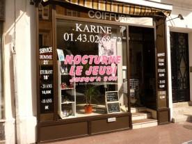 Karine Coiffure Salon De Coiffure A Le Raincy