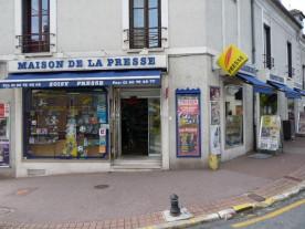 La Librairie Soisy Presse