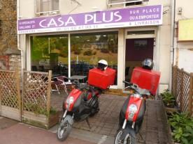 Pizza Casa + : Restauration rapide à Villiers sur Marne