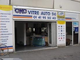 CKC Vitre Auto