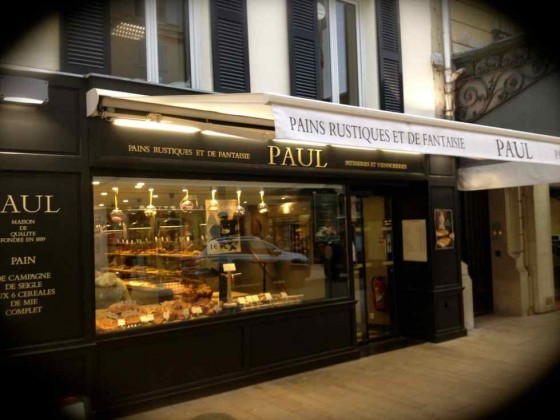 Paul pains p tisserie salon th sandwich vincennes - Salon de the vincennes ...
