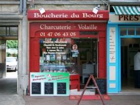 Boucherie du Bourg