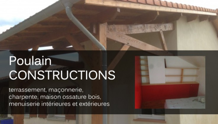 Photo n°1 Poulain  Constructions