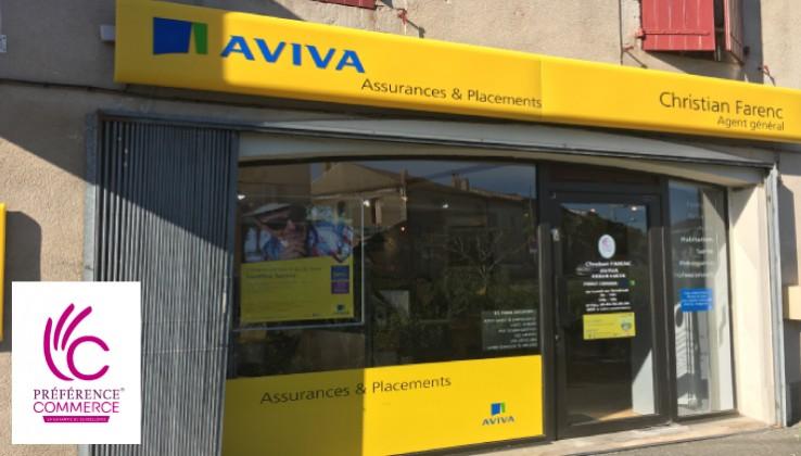 Assurances Aviva - Afer