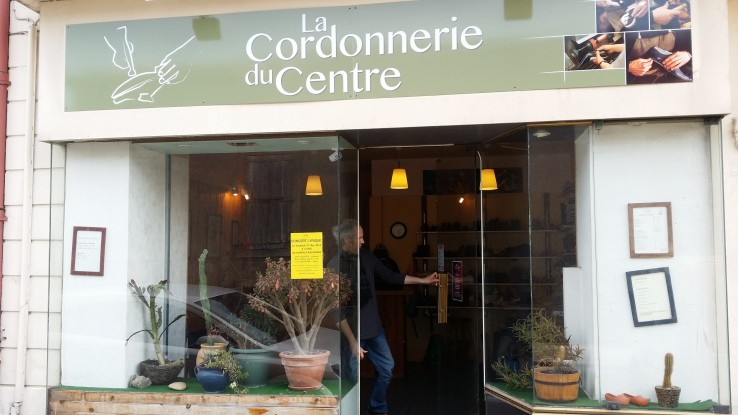 Photo n°1 Cordonnerie du Centre