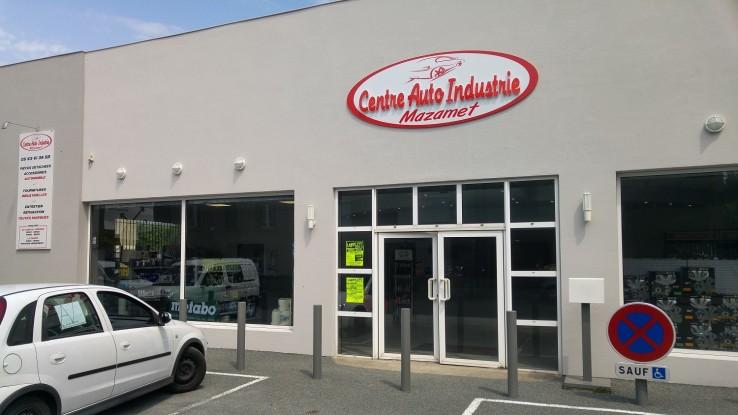 Centre Auto Industrie