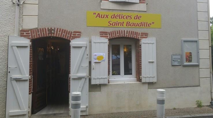 Aux Délices de Saint Baudille