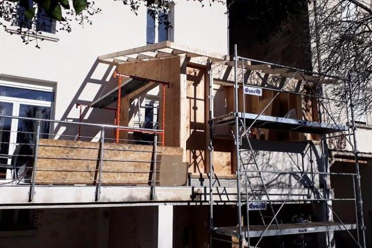 Photo n°1 Colomb Toiture