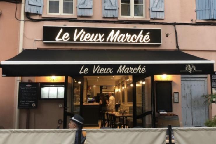 Photo n°1 Le Vieux Marché