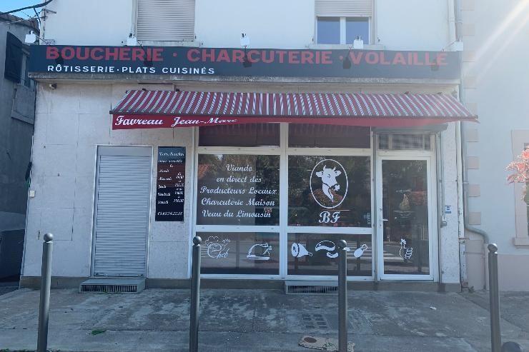 Boucherie Favreau