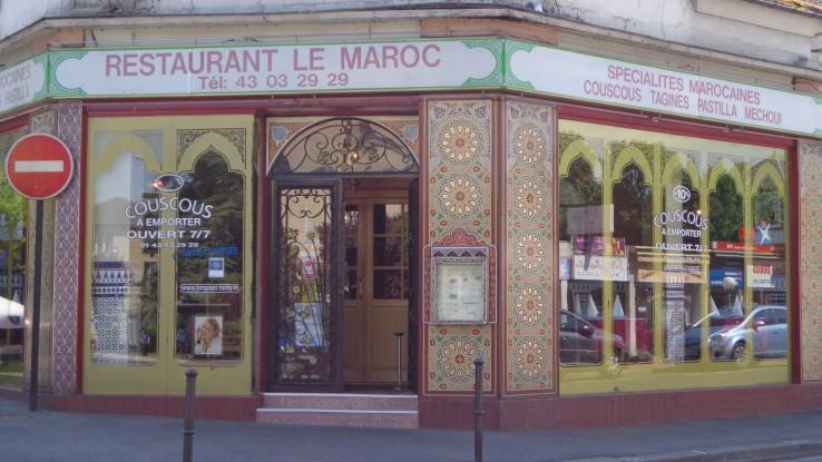 Le Maroc Restaurant Noisy Le Grand