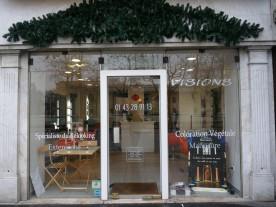 Visions salon de coiffure vincennes - Salon de the vincennes ...