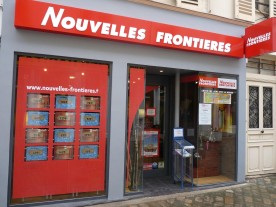 Nouvelles fronti res agence de voyages tampes for Agence nouvelle frontiere