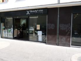 Beautyfolies salon de coiffure esth tique maquillage for Salon de coiffure montreuil