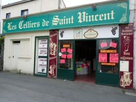 Les Celliers de Saint Vincent