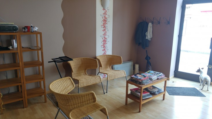 Anne cr ation salon de coiffure styliste visagiste mazamet - Creation salon de coiffure ...