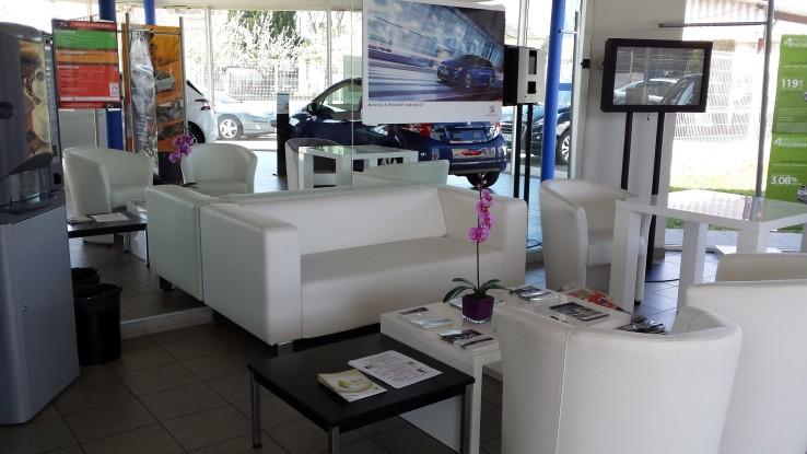 Peugeot Dangles Automobiles