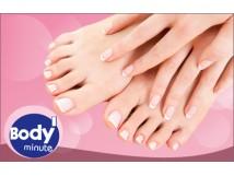 beaute des pieds body minute