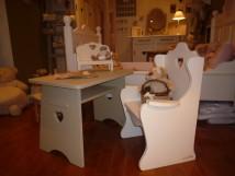 Bureau + chaise