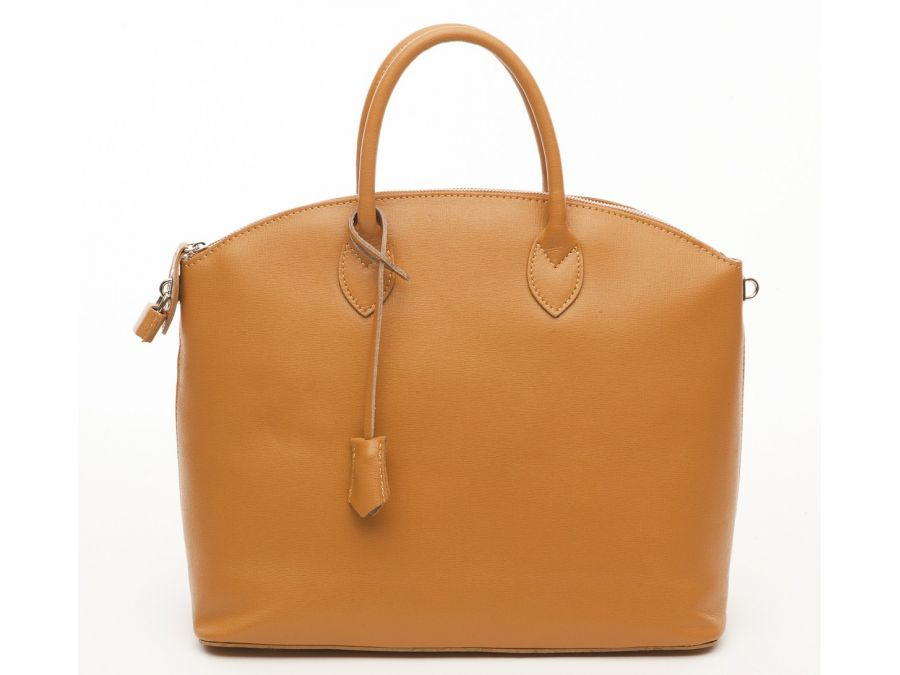 cabas-cadenas-cuir-lisse-camel-20897