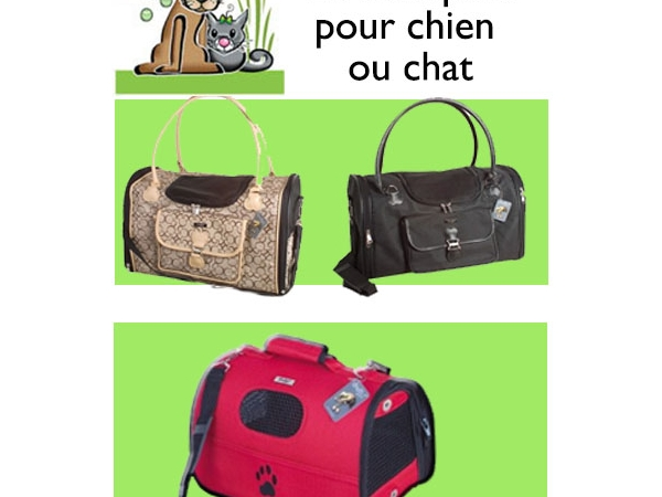 Sac De Transport Pour Chien Ou Chat Non Class R F 22663