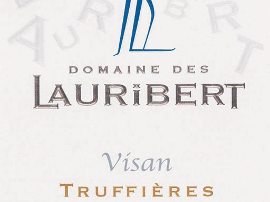 Domaine des Lauribert Cotes du Rhone Les Truffieres