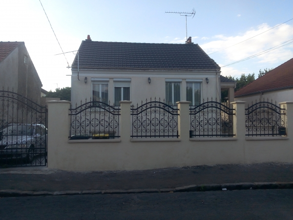 Maison au Blanc Mesnil