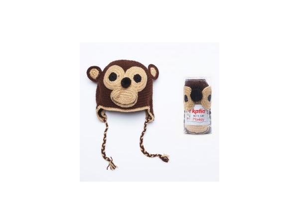 Kid cap monkey