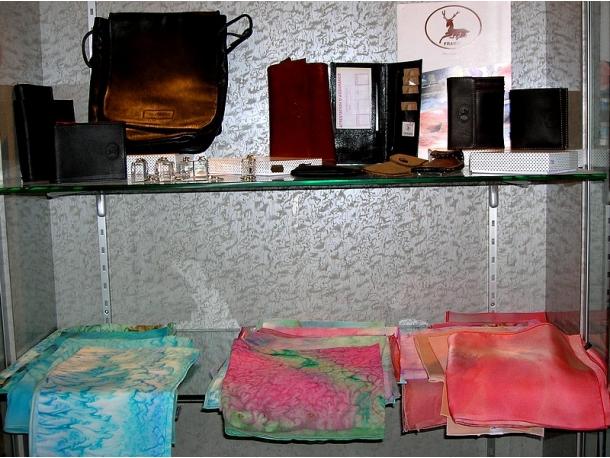 Accessoires cuir