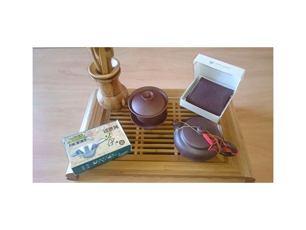 Préparation traditionnelle du thé