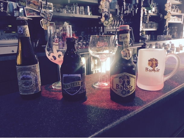 Notre sélection de bières belges
