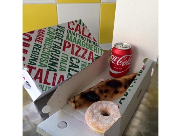 Formule pizza box