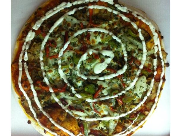 Pizza Kébab