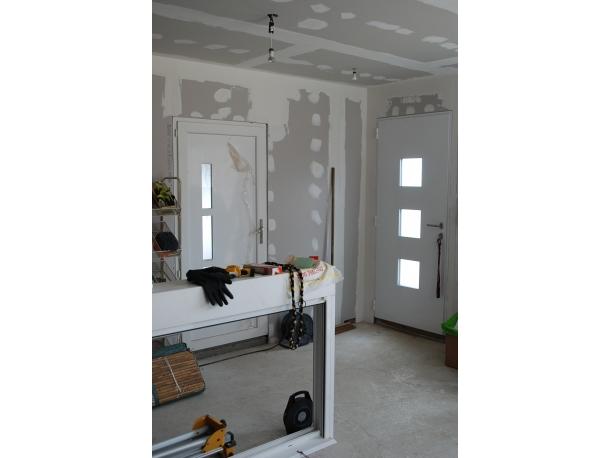 Giroussens Villa 130 m2 à finir