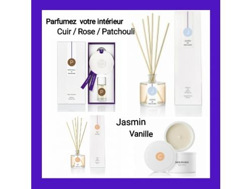 Parfums d intérieur , Bougies, Diffuseur