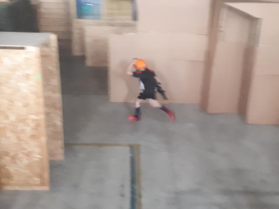 Lazer game Albi