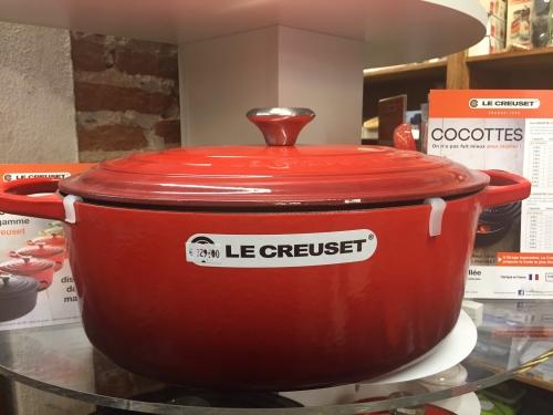 Cocotte Fonte Le Creuset