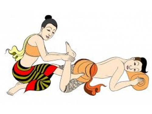 Massage Thaï Traditionnel(Nuad Boran) 1H