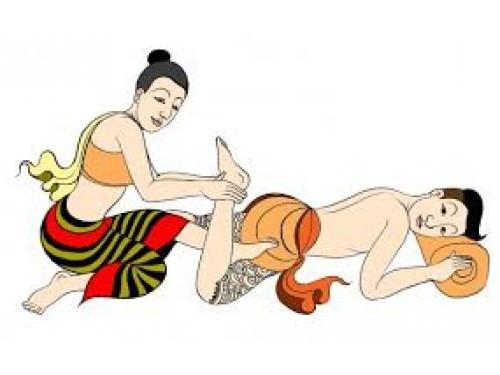 Massage Thaï Traditionnel(NuadBoran)1H30