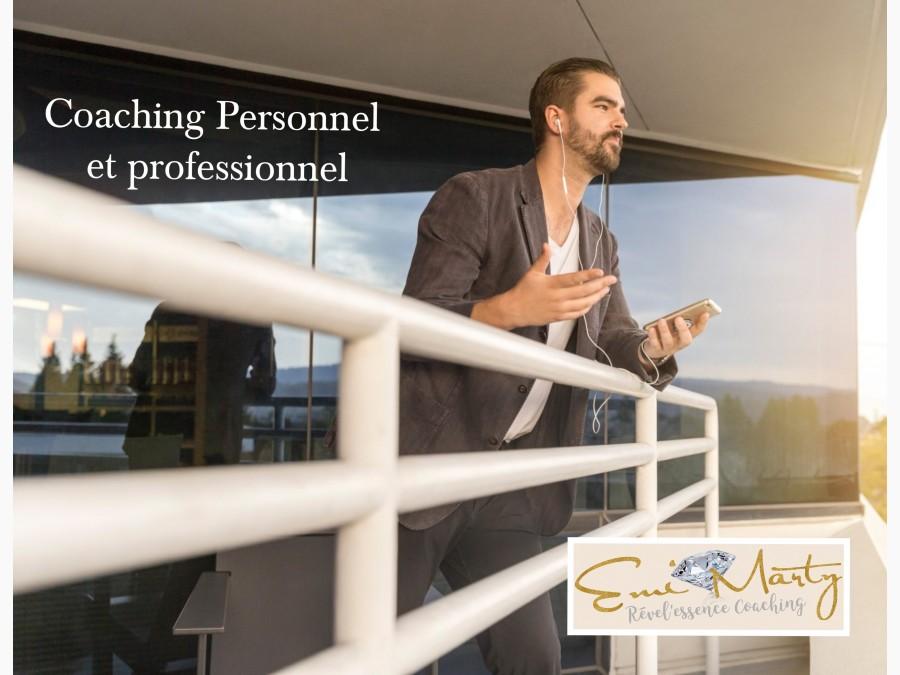 Coaching individuel et professionnel