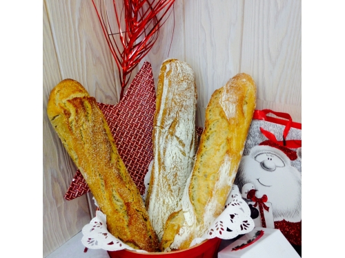 Nos baguettes tradition