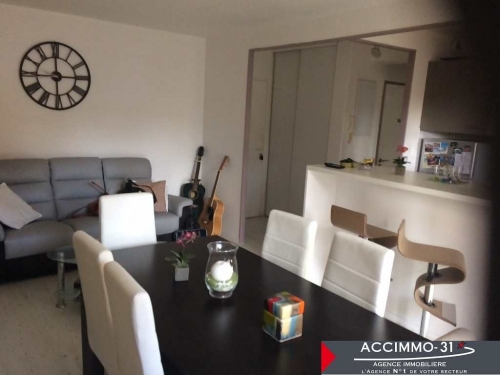 Ramonville centre appartement T3