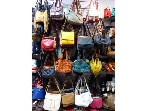 Grande variété de sacs à main