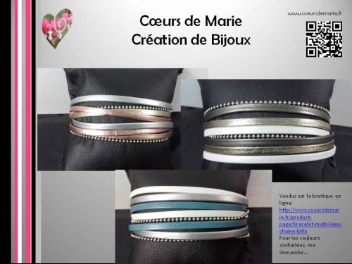 Coeurs de Marie Bijoux