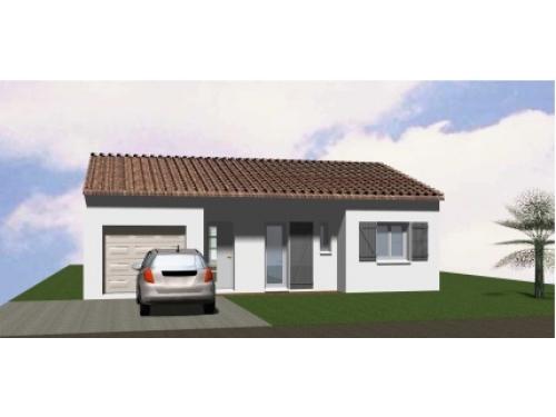 Maison Oria SH 70  avec Garage