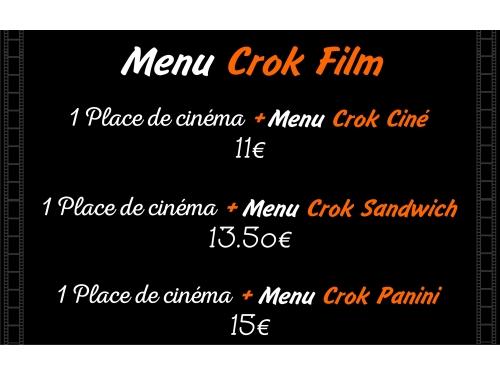 Menus Crok Film